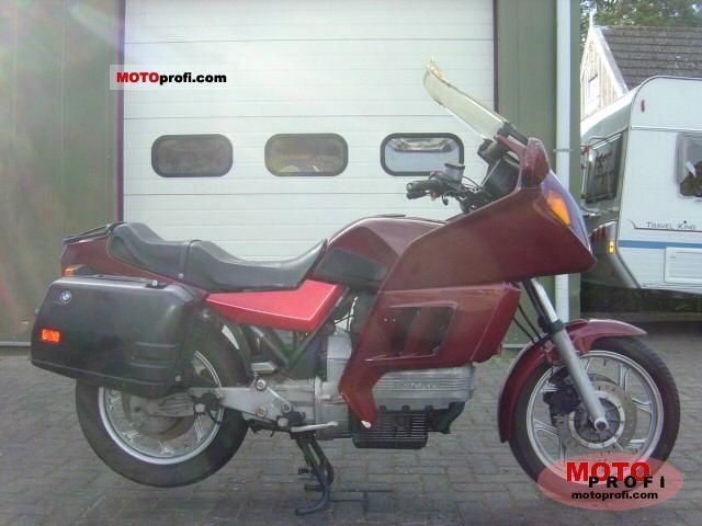 BMW K 100 RT 1985 photo