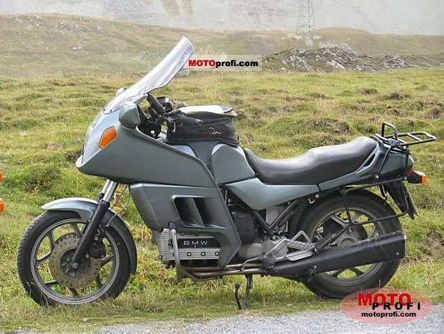 BMW K 100 RT 1988 photo
