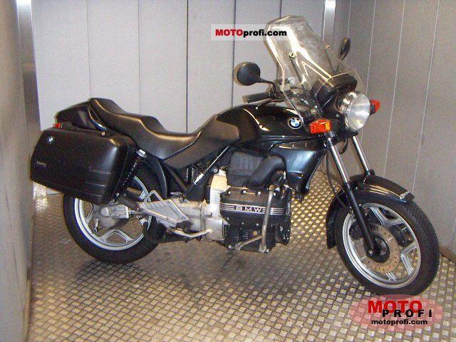 BMW K 75 C 1987 photo