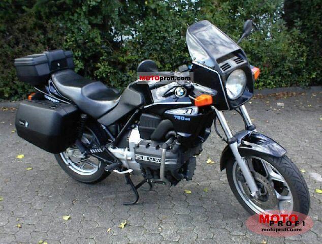 BMW K 75 C 1988 photo