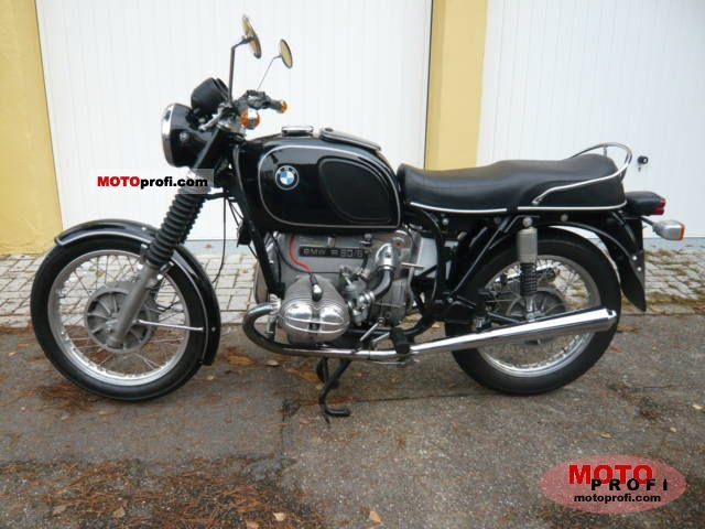 BMW R 60/6 1974 photo