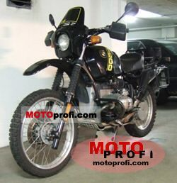 BMW R 100 GS 1988 photo