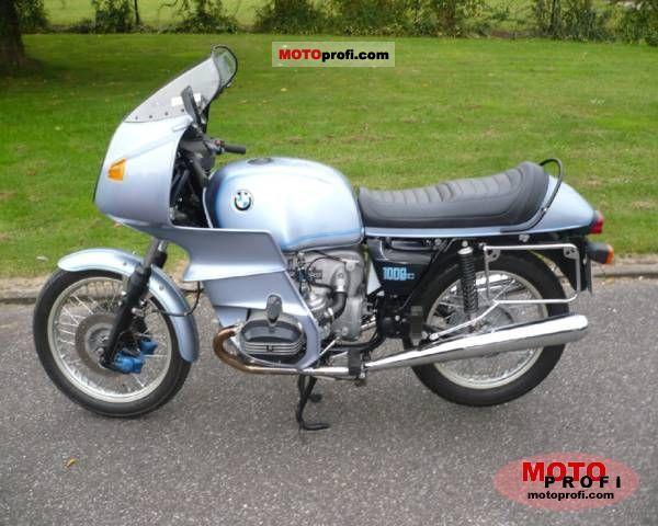 BMW R 100 S 1976 photo