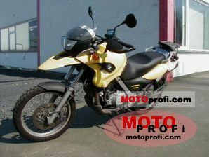BMW F 650 GS 2005 photo