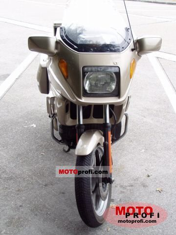 BMW K 100 LT 1987 photo