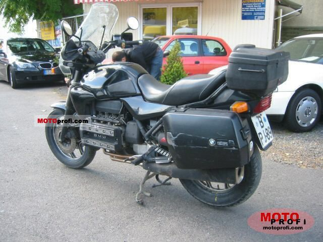 BMW K 100 LT 1989 photo