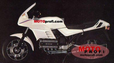 BMW K 100 RS Motorsport 1986 photo