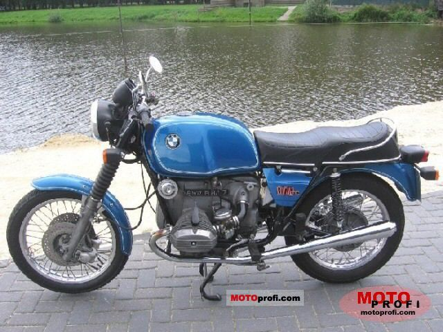 BMW R 80/7 1978 photo