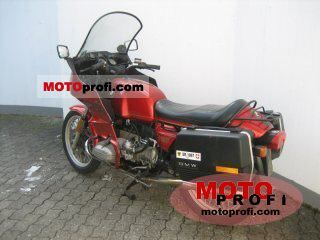 BMW R 80 RT 1983 photo