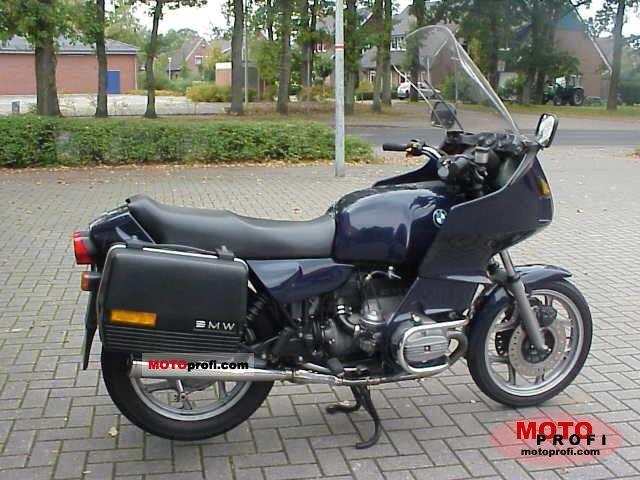 BMW R 80 RT 1985 photo