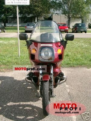 BMW R 80 RT 1987 photo