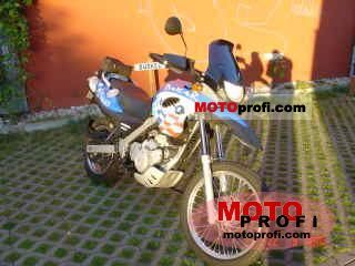BMW F 650 GS Dakar 2001 photo