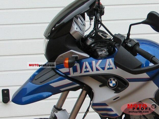 BMW F 650 GS Dakar 2004 photo