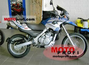 BMW F 650 GS Dakar 2005 photo