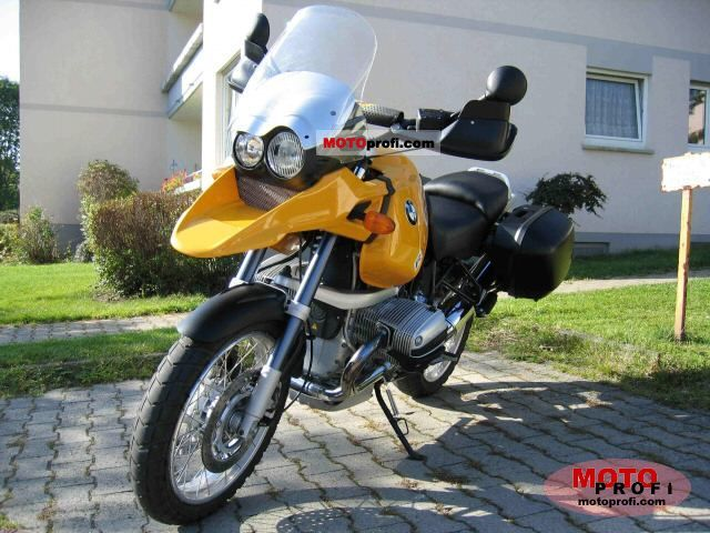 BMW R 1150 GS 2002 photo