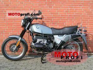 BMW R 80 ST 1983 photo