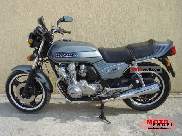 Honda CB 750 F 1981 photo