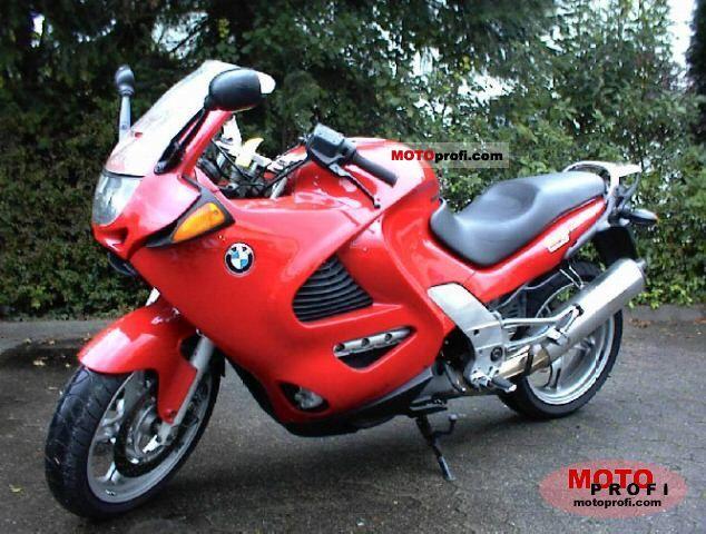 BMW K 1200 RS 1998 photo