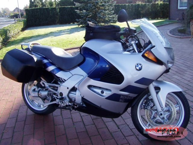 BMW K 1200 RS 1999 photo
