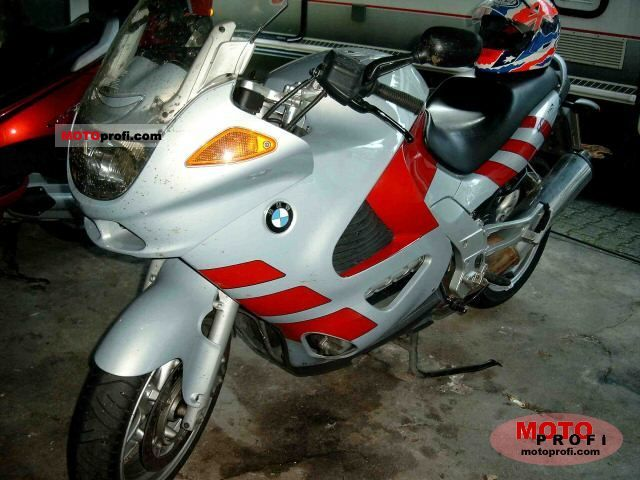 BMW K 1200 RS 2001 photo