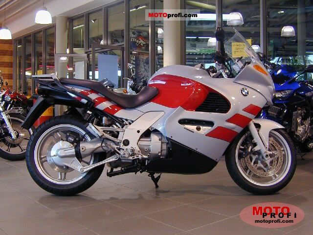 BMW K 1200 RS 2003 photo
