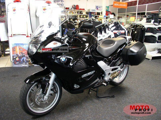 Bmw K 1200 Rs 2005 Specs And Photos