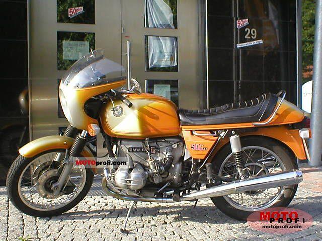 BMW R 90 S 1973 photo