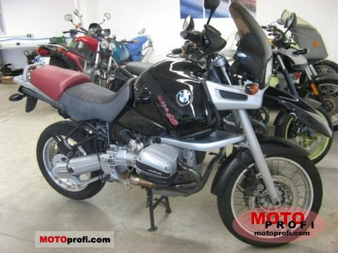 BMW R 850 GS 1999 photo