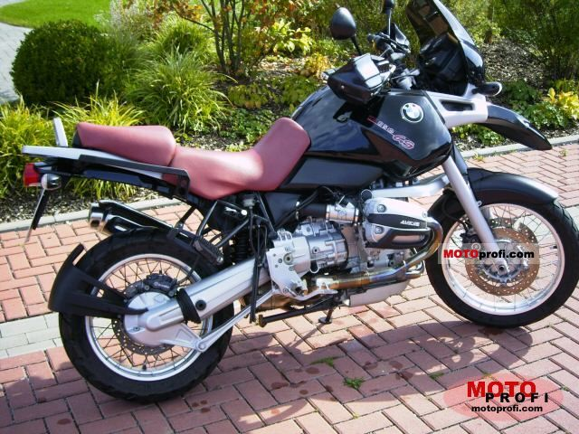 BMW R 850 GS 2000 photo