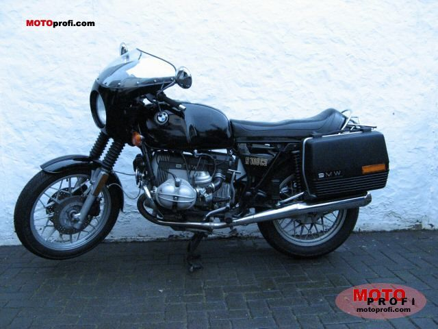 BMW R 100 CS 1981 photo