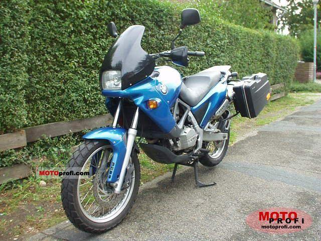 BMW F 650 1996 photo