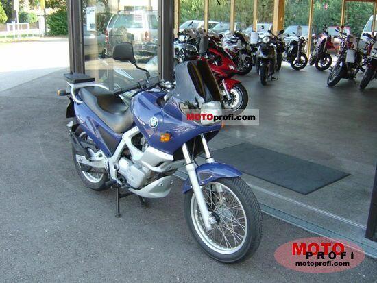 BMW F 650 1997 photo