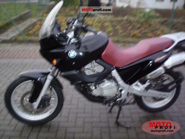 BMW F 650 1998 photo