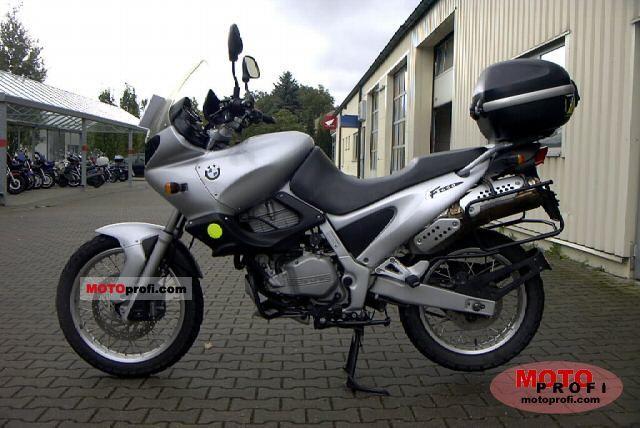 BMW F 650 1999 photo