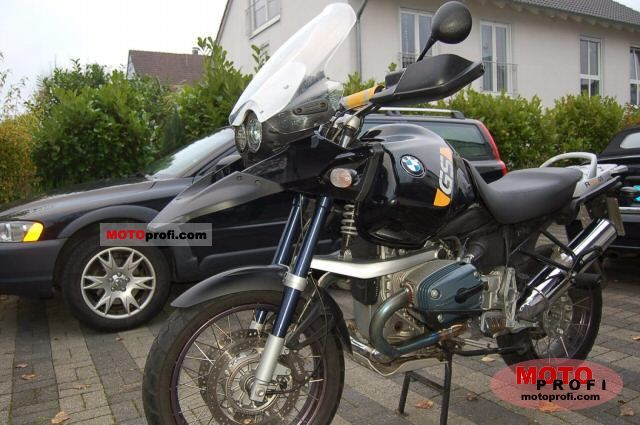 BMW R 1150 GS Adventure 2004 photo