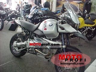BMW R 1150 GS Adventure 2005 photo