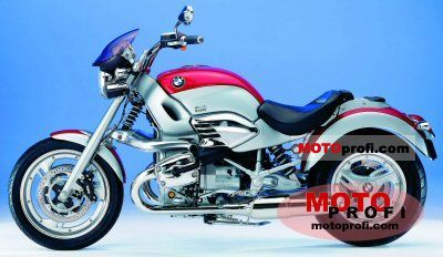 BMW R 1200 C Independence 2005 photo