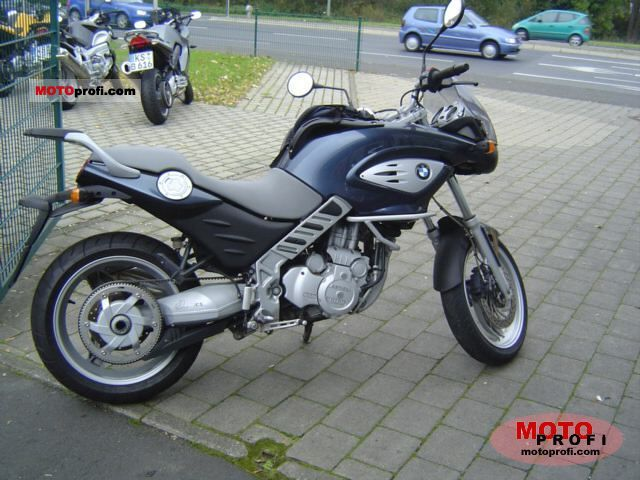 Bmw F 650 Cs 2004 Specs And Photos