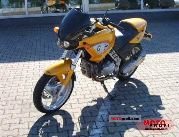 BMW F 650 CS 2005 photo