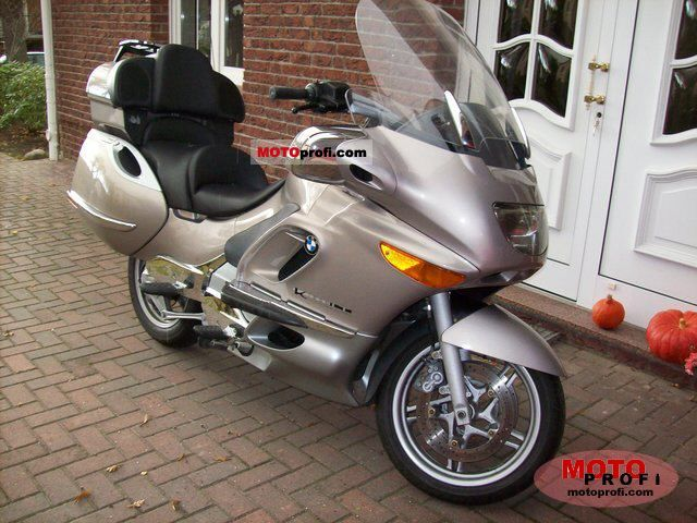 BMW K 1200 LT 1999 photo