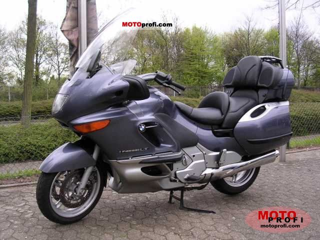 BMW K 1200 LT 2001 photo