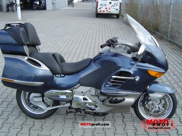 BMW K 1200 LT 2004 photo
