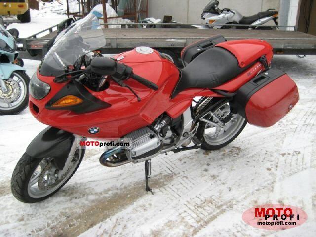 BMW R 1100 S 2001 photo