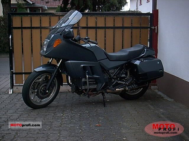 BMW K 75 RT 1995 photo