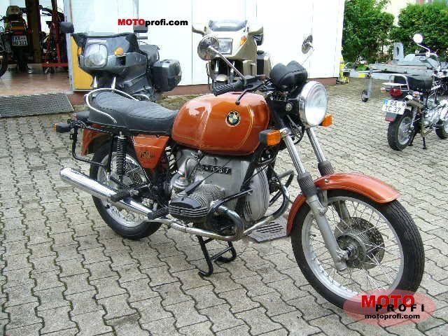 BMW R 75/7 1976 photo