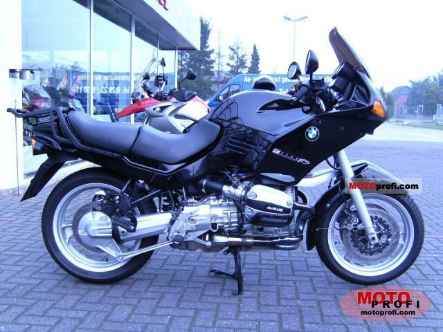 BMW R 1100 RS 1999 photo