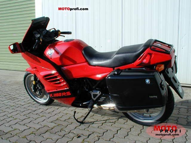 BMW K 1100 RS 1996 photo