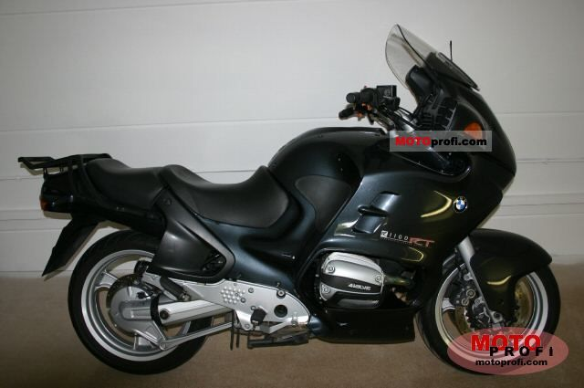 BMW R 1100 RT 1999 photo