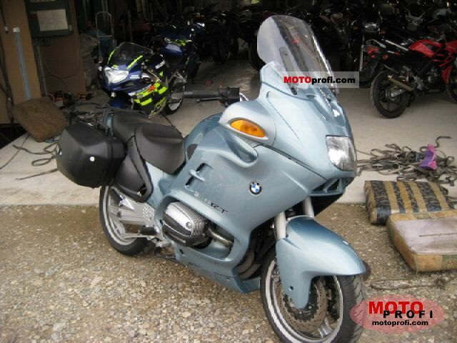 BMW R 1100 RT 2000 photo