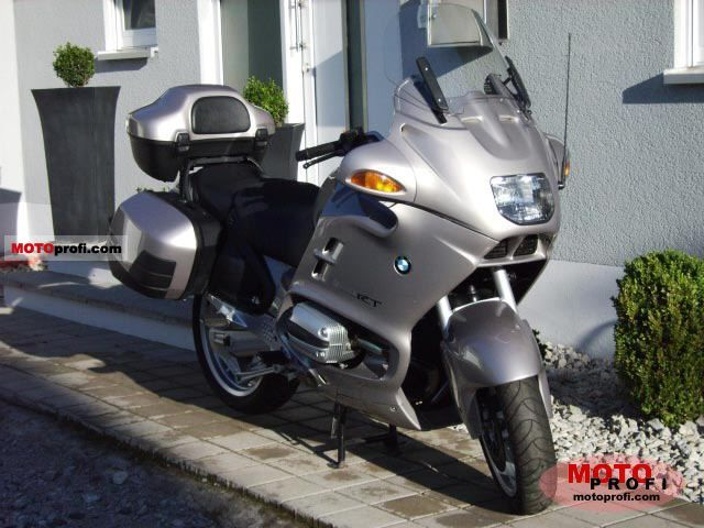 BMW R 1100 RT 2001 photo